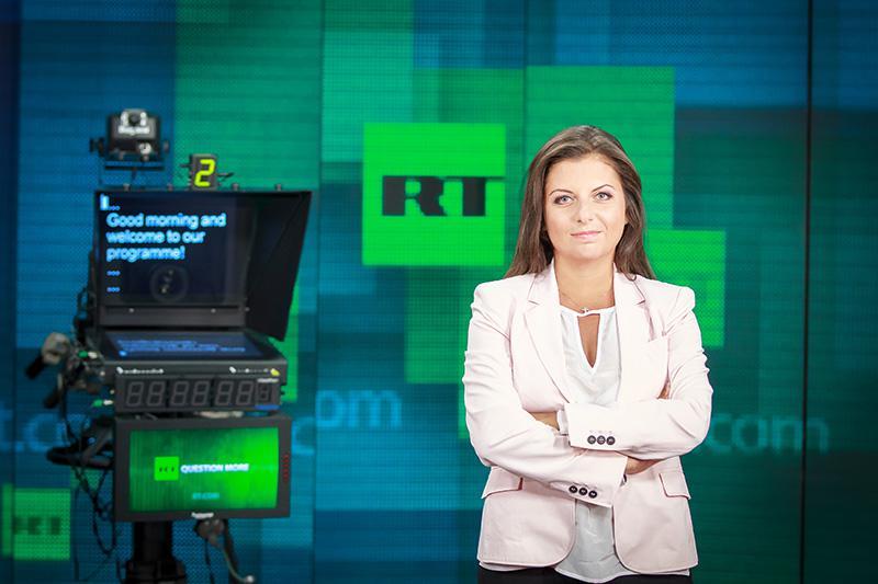 Враги Народа: Главред телеканала RT прокомментировала мнимое российское вмешательство в выборы США